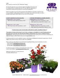 2017 wholesale catalog gulley greenhouse u0026 garden center