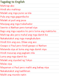 adjectives in sentences basic tagalog 3 adjectives 1 with exercises duolingo