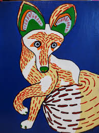 oaxacan inspired animal paintings the calvert canvas adventures