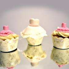 bridal cupcakes bridal shower cupcakes sugar boutique