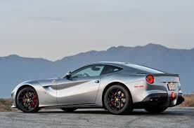 Ferrari F12 2012 - ferrari f12 berlinetta laptimes specs performance data