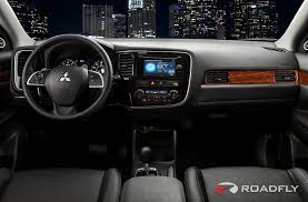 mitsubishi galant interior 2014 mitsubishi outlander se review u0026 road test