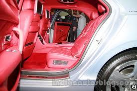 bentley flying spur rear 2014 bentley flying spur rear seat legroom indian autos blog
