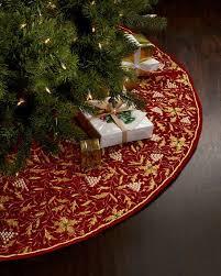 sudha pennathur gold embroidered tree skirt