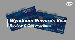 Visa Business Card Wyndham Rewards Visa Signature Card Reviews Best Travel Card For