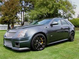 cadillac cts v motor for sale cadillac cts v wagon front side view by partywave on deviantart