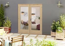Oak Patio Doors Furniture Wooden Exterior Doors Dazzling Wood Patio 49