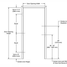 Standard Height Of Interior Door Finest Interior Door Height Standard Interior Door Height Sessio