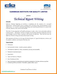 template for technical report technical report template fresh technical report template