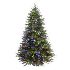 7 5 ft unlit dunhill fir artificial tree duh3 75 the