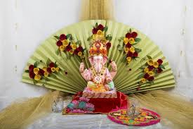 decoration themes for ganesh festival at home amazing ganesha decoration ideas for ganesh chaturthi festival
