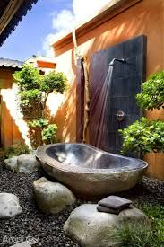 Outside Bathroom Ideas by Bathroom Gorgeous Outdoor Bathrooms Pictures Outdoor Bathroom