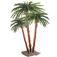 pre lit christmas palm tree christmas lights decoration