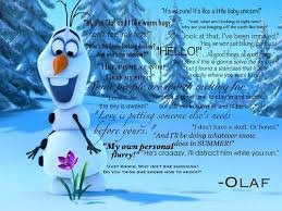 quotes movie frozen olaf frozen quotes olaf