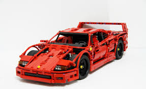 lego f40 f40 lego technic mindstorms model team eurobricks