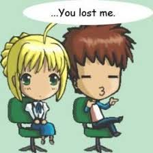 You Lost Me Meme - jam it in you lost me know your meme