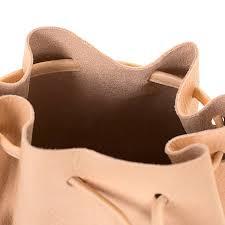 pelle vacchett borsa a secchiello da donna stibbert in pelle di vacchetta a2601