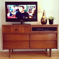 Tv Stand Dresser For Bedroom Dresser To Tv Stand Conversion Make A Vented Area Out Of A Drawer