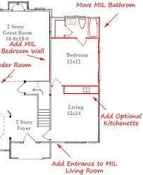 Buy Floor Plans Why Buy A Mother In Law Suite Home House Granny Flat And Basements