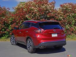 nissan murano 2017 red 2016 nissan murano platinum is almost a luxury suv car reviews