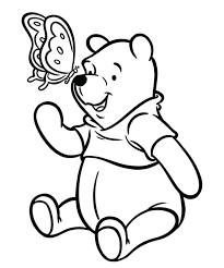 winnie pooh coloring pages halloween delicious honey baby pdf