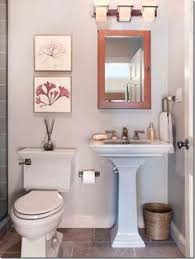 ideas for decorating small bathrooms the pedestal sink towel bar is a great solution for small