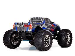 rc monster truck racing redcat racing volcano s30 1 10 scale nitro monster truck rc cars