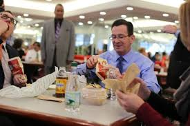 Ben Barnes House Lunch Summit Draws Cameras But Few Budget Cuts Nancy On Norwalk