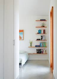 Bookshelves Small Spaces by 4 Easy Tips For Living Large In Small Spaces Bellacor Tables