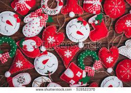 felt christmas felt christmas stock images royalty free images vectors