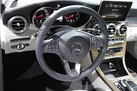 Mercedes Benz C Class 2014 Interior 2015 Mercedes C Class The Baby Benz Grows Up Thedetroitbureau Com