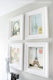 Travel Bedroom Decor by Best 25 Vintage Paris Bedroom Ideas On Pinterest Tiffany Blue