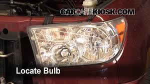 2010 toyota tundra tail light bulb replacement front turn signal change toyota tundra 2007 2013 2008 toyota