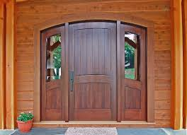 Hardwood Door Frames Exterior Exterior Wood Door Frames With Images Of Exterior Wood