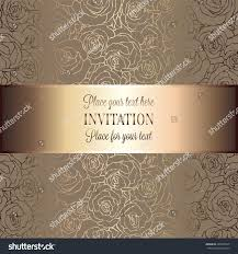 abstract background roses luxury beige gold stock vector 548703547
