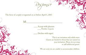 Size Invitation Card Wedding Invitation Invitation Response Cards New Invitation