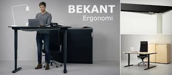 Sit To Stand Desk Ikea Bekant Sit Stand Desk Jebiga Design Lifestyle