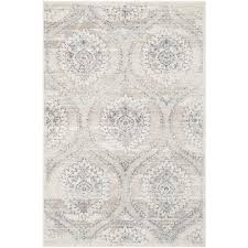 Safavieh Rooster Rug by Gray And Cream Rug Rug Designs
