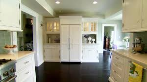 kitchen style white kitchen color ideas in spacious kitchen