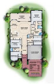 Narrow Lot 4 Bedroom House Plans 59 Best Narrow Lot House Plans Images On Pinterest Narrow Lot