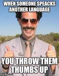 No Lie Meme - language imgflip