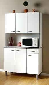 mobilier de cuisine pas cher meuble cuisine non encastrable meuble