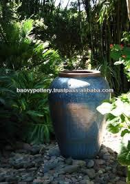 giant outdoor ceramic planter buy outdoor glazed planter tall