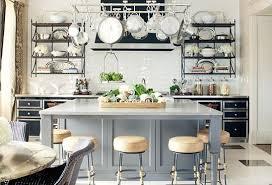 cuisine bistro chaise de cuisine style bistrot amazing galette de chaise carre