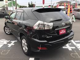 harrier lexus 2007 2004 toyota harrier 240g alcantara used car for sale at gulliver