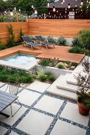 Small Backyard Patio Landscape Ideas Best 25 Backyard Landscape Design Ideas On Pinterest Backyard