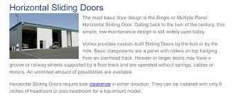 Garage Door Sliding by Custom 30 Horizontal Sliding Garage Doors Decorating Design Of