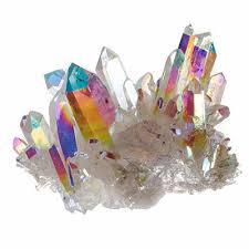 aura crystals angel aura quartz crystal 03 large rainbow aura crystal the