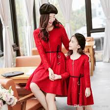 new dress flower hollow sleeve lace dresses