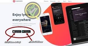 musicxmatch apk musixmatch lyrics apk www musixmatch